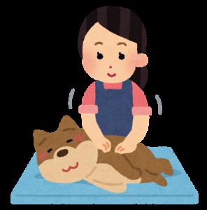 pet_massage_inu